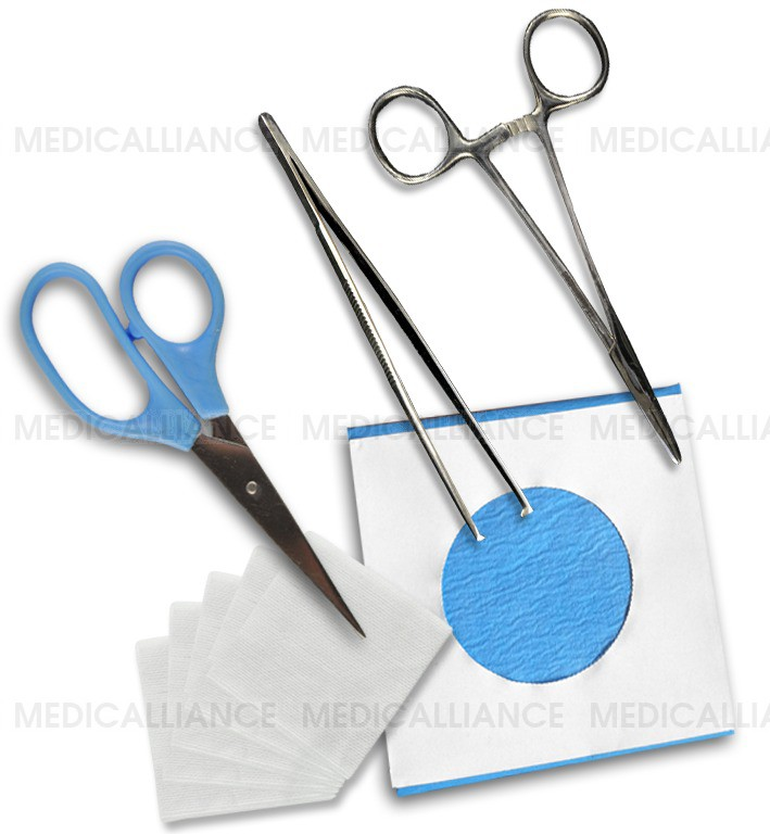 Set de suture