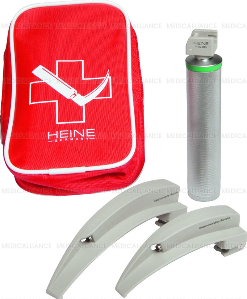 Trousse laryngoscope