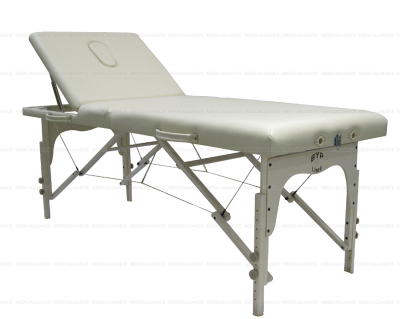 Table de massage WOODPLUS