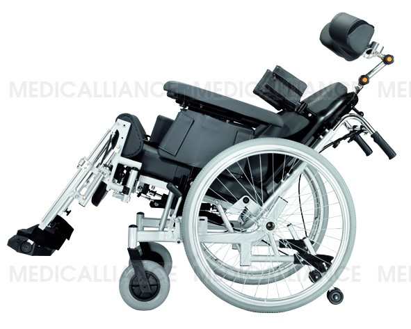 Fauteuil roulant multifonctions Triton