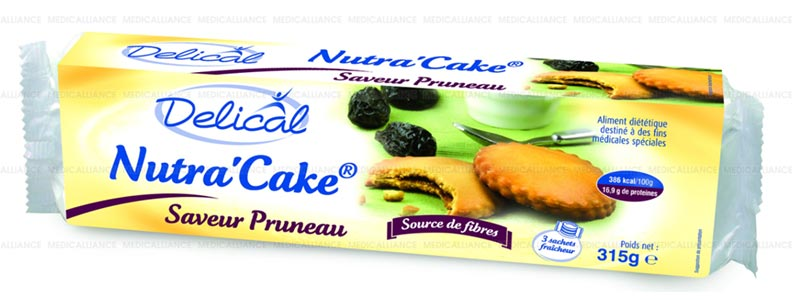 Delical Nutracake