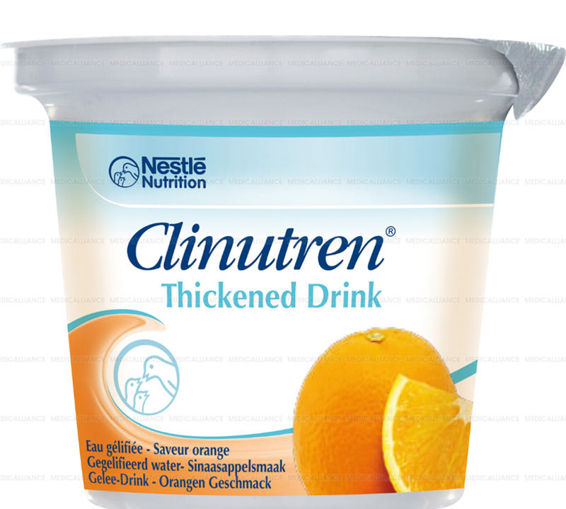 Clinutren® thickened drink