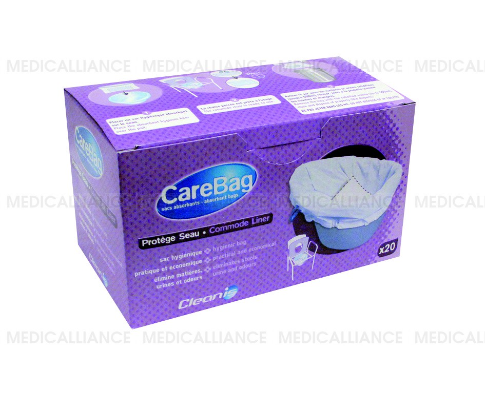 CareBag Gamme CLEANIS